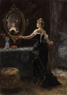 View past auction results for Alfred Stevens on artnet