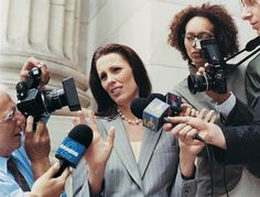 Reporter questions can lead to confrontation. These five tips help you ask questions to get answers instead of anger from the person you're interviewing.
