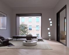 Living room and social space in new Luxury apartments, penthouse and loft in Stockholm Sweden. An old Hamam house. - Roomly.se inredning på nätet!