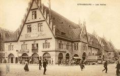 Ancienne douane début du XXème.