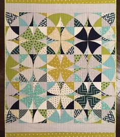 How cool is this? It is all in the details! Thank you @sewkindofwonderfuljenny for making this gorgeous quilt. Pattern is called Chic Country. #southernfabric #quilting #chiccountryquilt