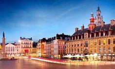 Hôtel Lille Europe à Lille : Escapade à Lille: #LILLE 55.00€ au lieu de 169.00€ (67% de réduction)