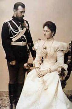Zarina Alejandra, esposa de Nicolás II, el último zar de Rusia| serunserdeluz