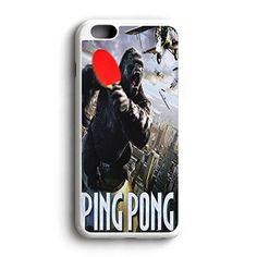 Ping Pong (King Kong) Am Fit For iPhone 6 Hardplastic Back Protector Framed White FR23 http://www.amazon.com/dp/B016ZQB83U/ref=cm_sw_r_pi_dp_yYyowb1QEP91P