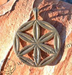 SVARGA, bronze old Slavic talisman