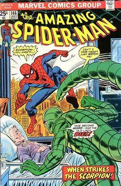 Amazing Spider-Man # 146 by John Romita
