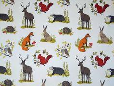 Clarke & Clarke's Studio G Dunham Cotton Curtain Fabric - The Millshop Online