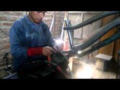 Como fabricar una bicicleta en menos de 20 minutos