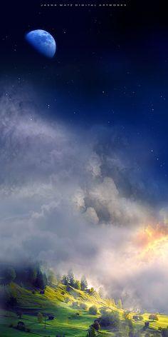 ~ Night & Day ~ by Jasna Matz - Photo 144102287 - 500px