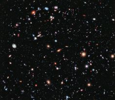 Farthest ever view of the universe assembled by combining 10 years of NASA Hubble Space Telescope photographs