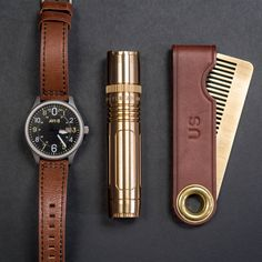 Win an aviation inspired EDC kit featuring the stunning Muyshondt Flieger in Aluminum Bronze!
