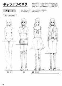 How to Draw Manga People,Resources for Art Students / Art School Portfolio @ CAPI ::: Create Art Portfolio Ideas at milliande.com , How to Draw Manga Figures, Whimsical Human Figure, Sketch, Draw, Manga, Anime
