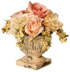 Old vases | Cool Antique Greece Temple Vases for Garden