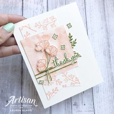 Share What You Love - Stampin' Up! Artisan Blog Hop