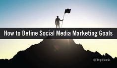 What are your #SocialMediaMarketing goals? #Powerpost