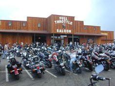 The Full Throttle Saloon in Sturgis