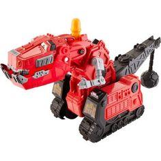 Dinotrux Ty Rux, Red