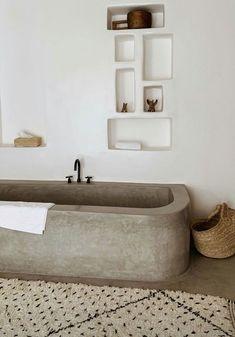 scandi retreat Bathroom Inspiration, Interior Design Inspiration, Bathroom Ideas, Bathroom Trends, Bathroom Designs, Interior Ideas, Modern Interior, Interior Decorating, Decorating Ideas