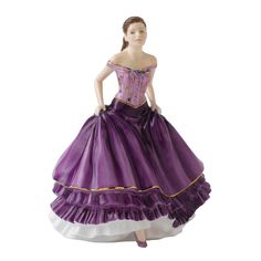 Royal Doulton Collectables Petite Ladies 2012 Figurine of the Year