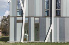 EQUITONE facade materials. #architecture #material #facade www.equitone.com