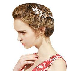 Flower Hairstyles, Wedding Hairstyles, Wedding Hair Flowers, Flowers In Hair, Hair Styles, Fashion, Party Hair, Bridal, Headpieces