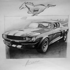 Ford Mustang Shelby GT350SR