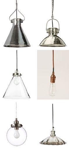 Light Fixtures - I hope you have cool light fixtures & not the boring standard ones like we have..