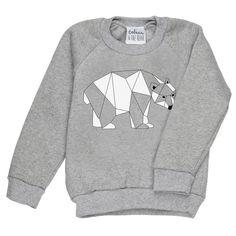 Tobias & The Bear Pip the Polar Bear Sweatshirt