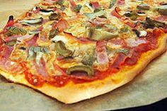 Zeit für Pizza