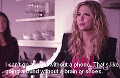 pretty little liars quotes | Hanna