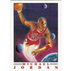 20 Different Michael Jordan Basketball Cards by Topps, Upper deck, Hoops, Fleer, Skybox. $13.39. 20 Different Basketball Cards of Michael Jordan with a great variety of brands such as Upper Deck, Topps, Fleer, Hoops, and Skybox.  Many Unique Cards included in every lot.  This is a great gift for young collectors. Covers many different years in his career. A collectors dream come true.
