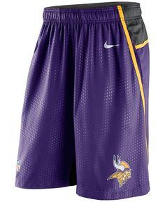 Nike Men's Minnesota Vikings Dri-fit Fly Xl 3.0 Shorts