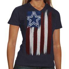 Dallas Cowboys Ladies Fashion Top