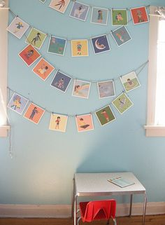 Ida Pearle alphabet cards