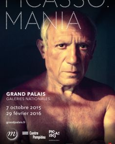 Show action affiche picasso mania