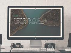 very cool site! Code & Pepper animation | Designer: Vadim Sherbakov