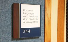 Case Study: Notre Dame University, O'Shaughnessy Hall. ADA compliance and barrier removal, featuring FullView. More information and photos at the link. #signage #wayfinding #education #ada www.apcosigns.com