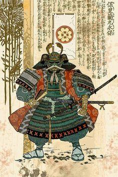 Samurai::::   PINTEREST.COM christiancoss   :::