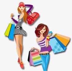 Cartoon Pics, Girl Cartoon, Shopping Clipart, Fashion Clipart, Pineapple Images, Dibujos Cute, Fashion Wall Art, Shop Front Design, Zara Man