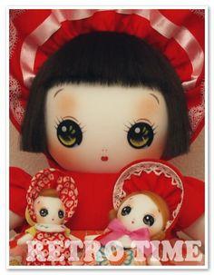 40㎝の文化人形(試作品)