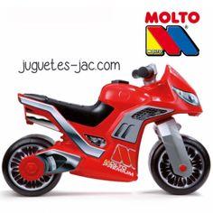 Moto Premium de Molto a partir de 2 años.