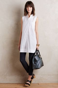 Shop sale clothing for women at Anthropologie. Explore sale dresses, tops, jeans, coats & more on sale. Anthropologie, Mode Outfits, Fashion Outfits, Fashion Fashion, Fashion Women, Minimal Fashion, How To Wear, Clothes, Style