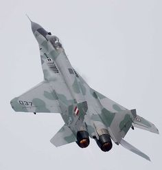 MiG-29 Peruvian AF