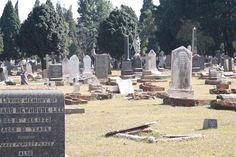 The metro will be gathering information about the people buried in its cemeteries.