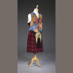 Wedding memories: Two waistcoats and a kilt and sporran, from Four Weddings and a Funeral as worn by Simon Callow, Sold for inc. Simon Callow, Wedding Memorial, Funeral, Got Married, Aurora Sleeping Beauty, Memories, Weddings, Disney Princess, Memoirs