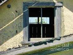 Looking out Looking in 3 - Cathy Anderson #window #architecture