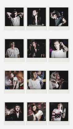 One Direction polaroid FREE lockscreens! REBLOG if... - Free Lockscreens