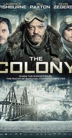 The Colony (2013) one of the movies i'm obsessing over