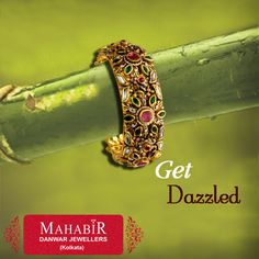Get Dazzled with the exclusive collection of #MahabirDanwarJewellers