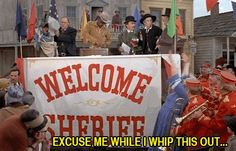 Blazing Saddles GIFs for All Situations